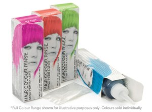 Semi Permanent UV Hair Dye
