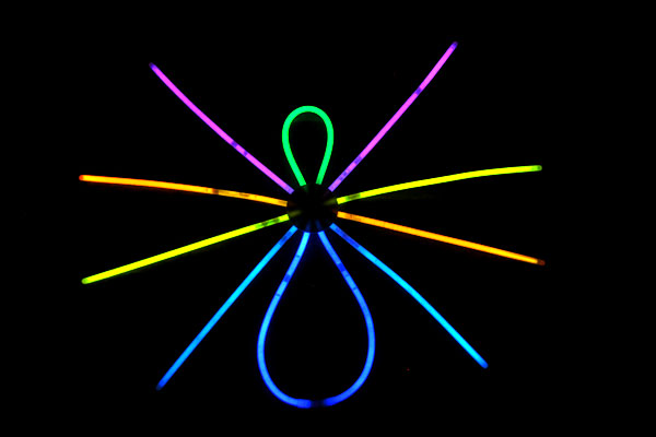 Glow Sticks Spider - Glow Bracelets