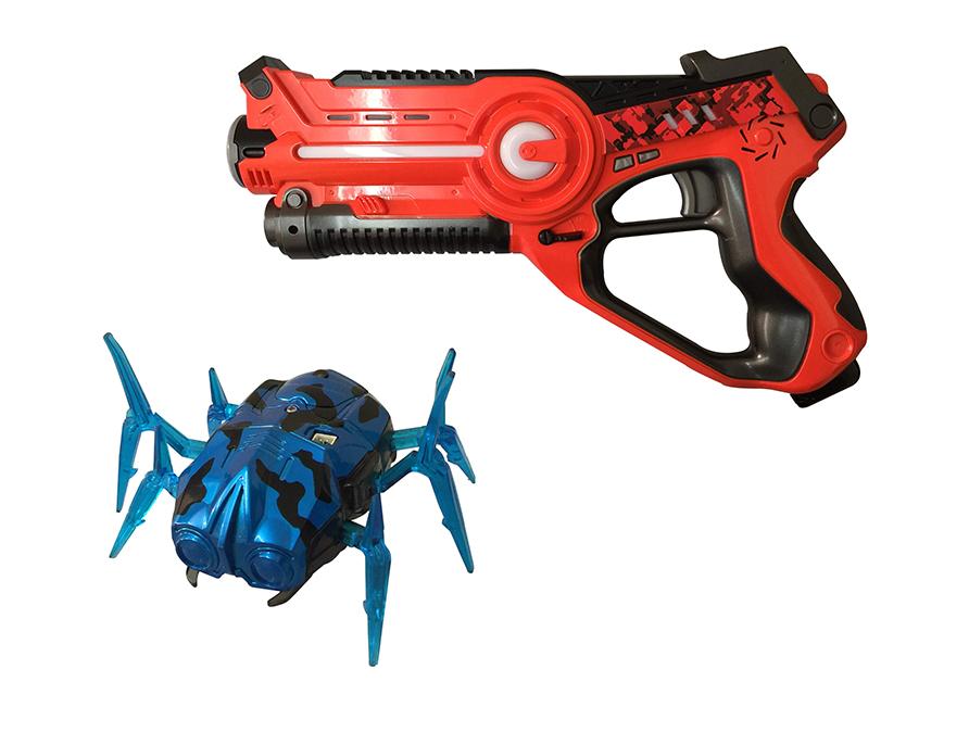Bug-Gun-Laser-Quest-Game
