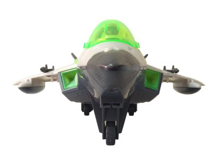 Fighter Jet Toy Front