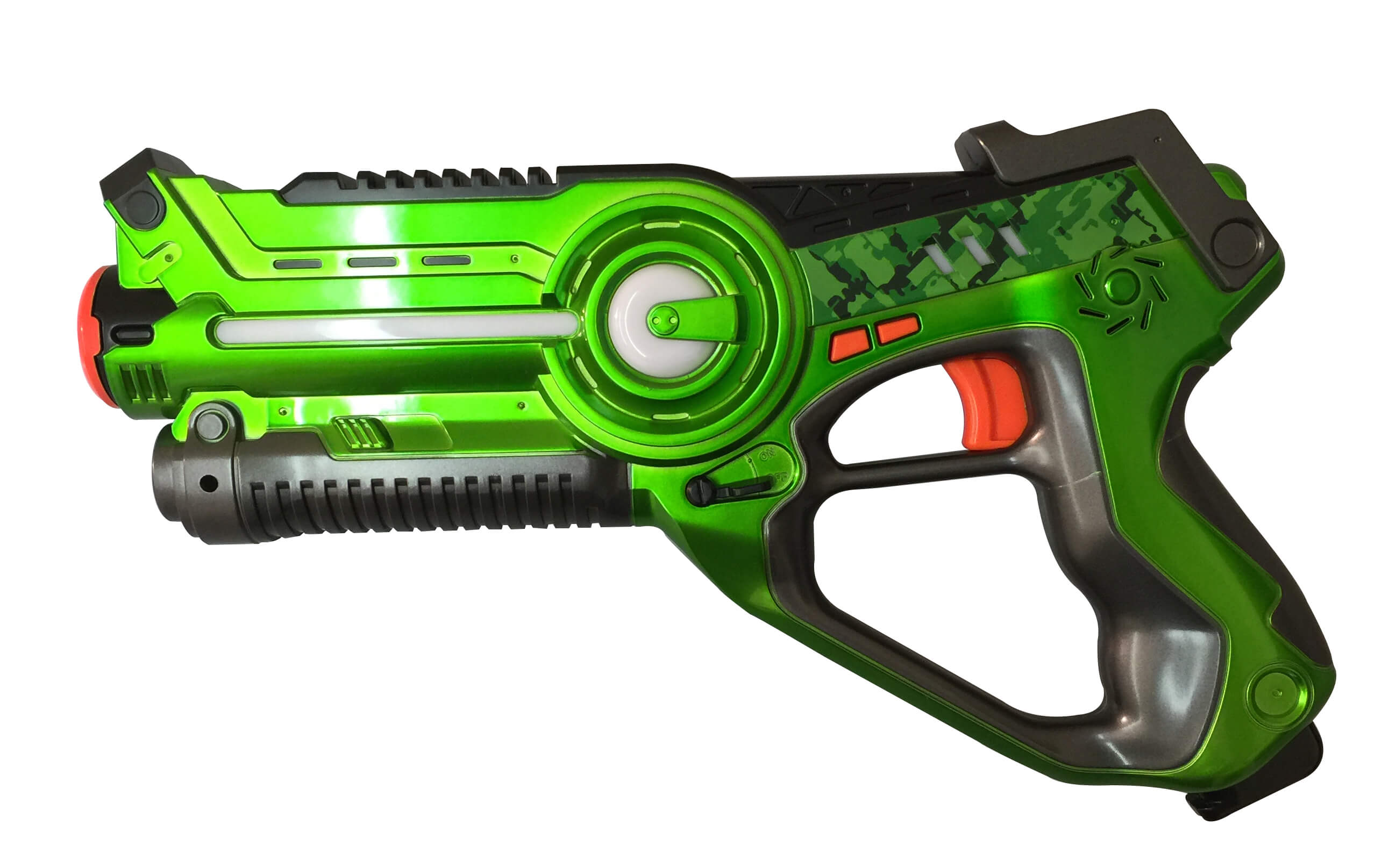 Infrared Laser Quest Gun - Green