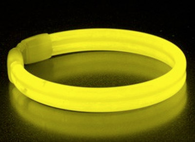 Triple Glow Bracelet Yellow