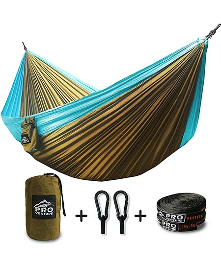 12. ProVenture Double Camping Hammock