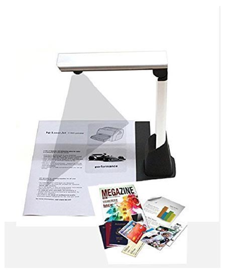 6. Yuanj USB Desktop document camera