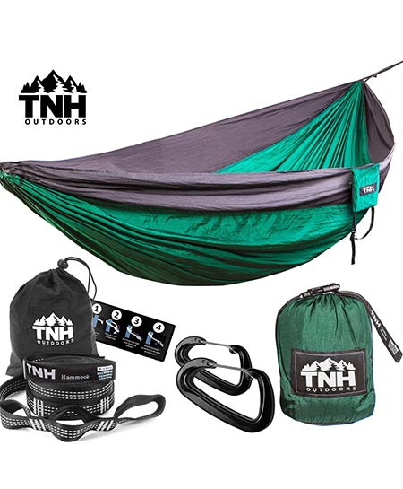 6. Outdoors Premium Camping Hammock
