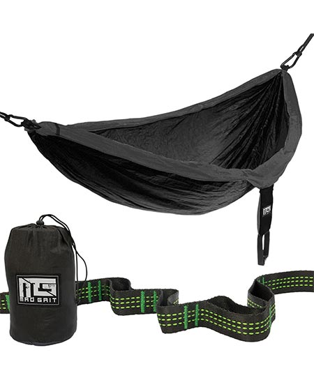 11. Double Camping Hammock