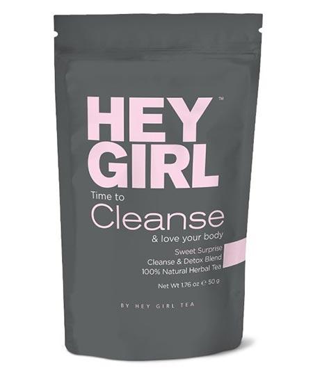 8. HEY GIRL Cleanse