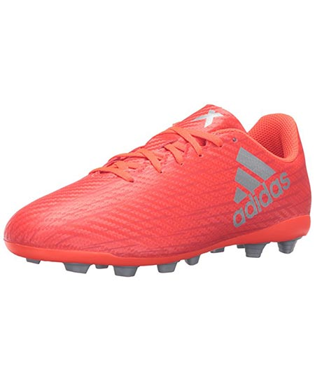 6. Adidas Performance Kids' Ground soccer cleats
