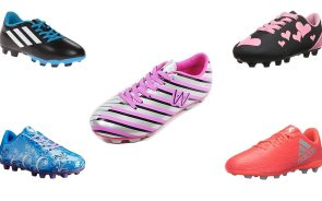 Best Cheap Soccer Cleats for Girls