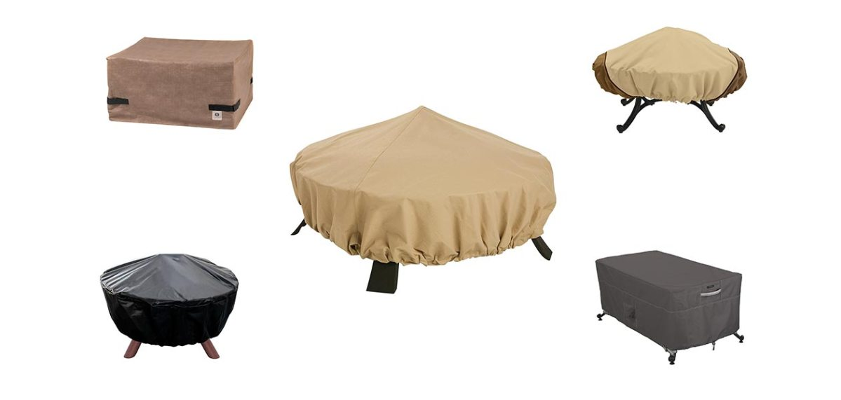 10 Best Outdoor Fire Pit Cover reviews 2017