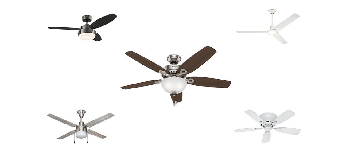 Best Ceiling Fans Under 100 reviews 2018