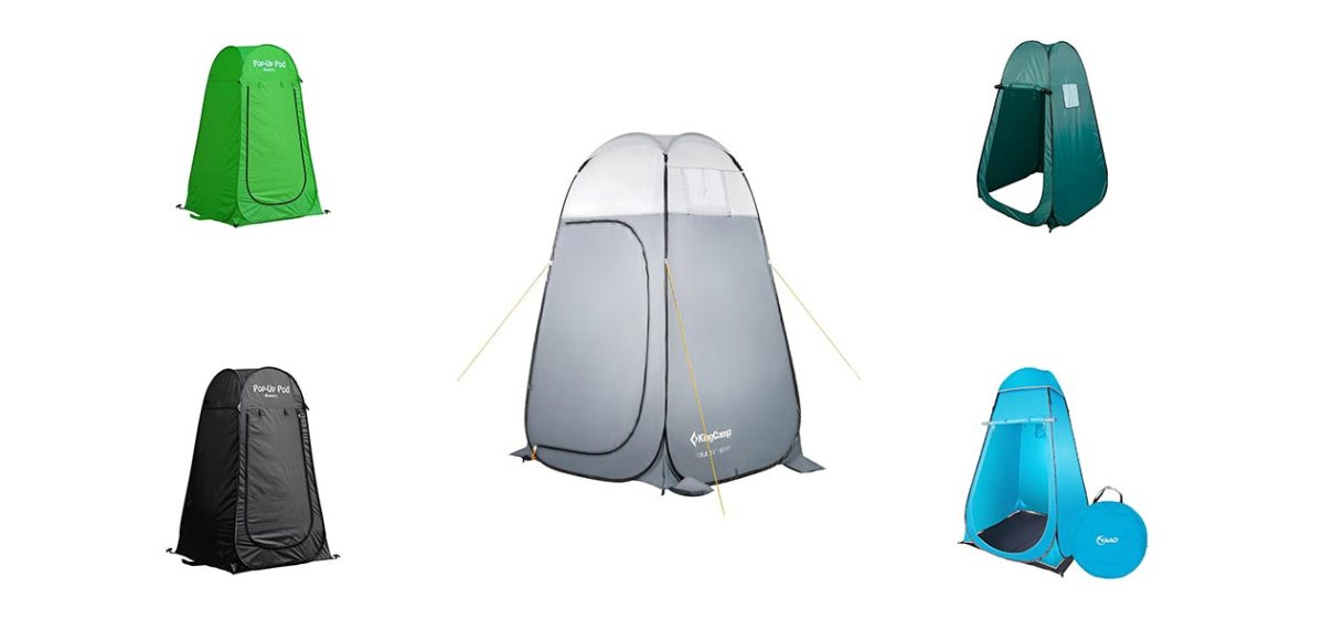 10 Best Portable Outdoor Pop-Up Privacy Tent for Shower and Changing Room