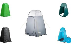 innovative design 6b759 5c426 10 Best Portable Outdoor Pop-Up Privacy Tent for Shower and ...