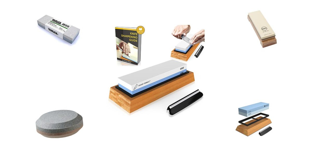Best Sharpening Stones For Kitchen Knives in 2018