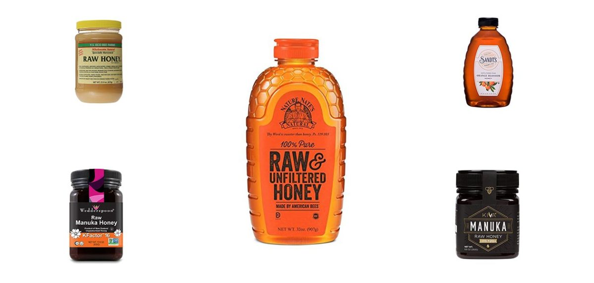 10 Best Raw Honey With 100 Percent Pure in 2018