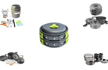 Best Camping Cookware Sets