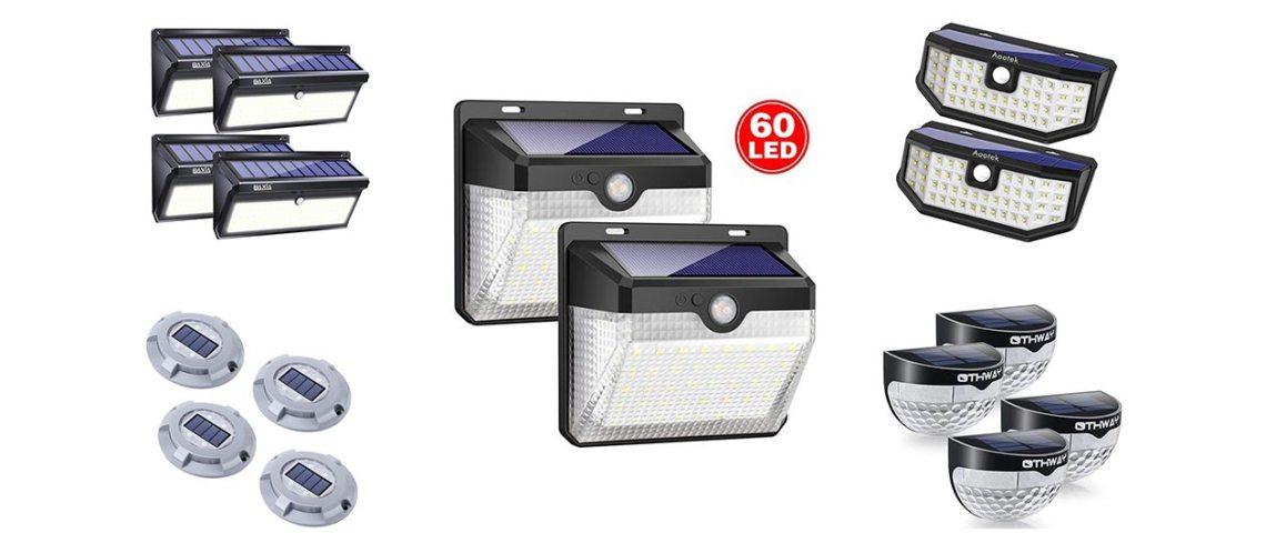 Best Outdoor Solar Deck Lights