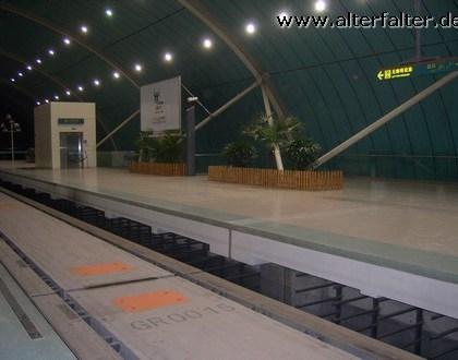 Haltestelle Transrapid