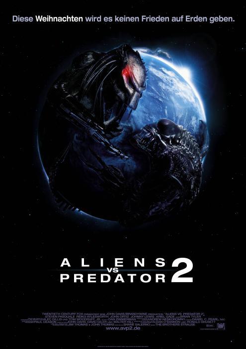 Aliens vs Predator 2: Diese Weihnachten wird es keinen Frieden auf Erden geben.