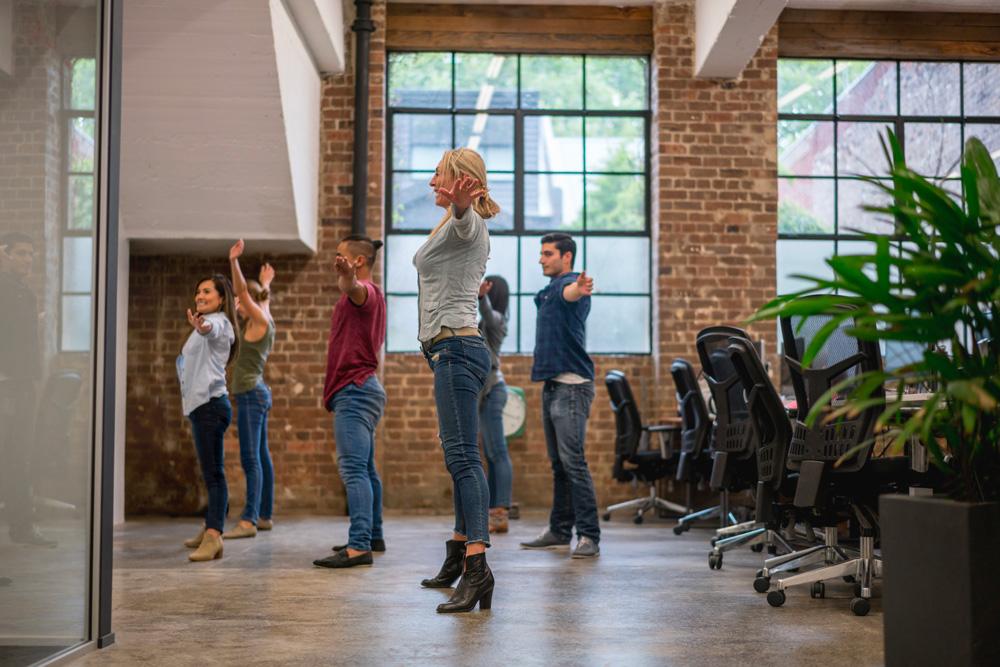 Sophrologie en entreprise, un levier de gestion du stress