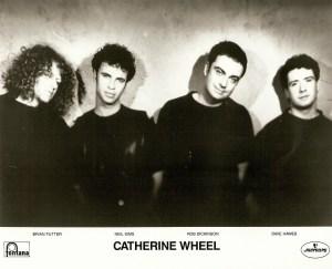 catherine wheel - ferment promo