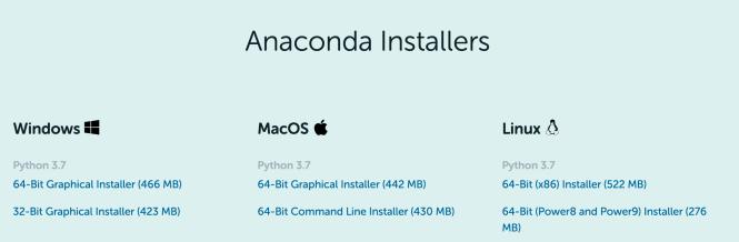 Anaconda Download
