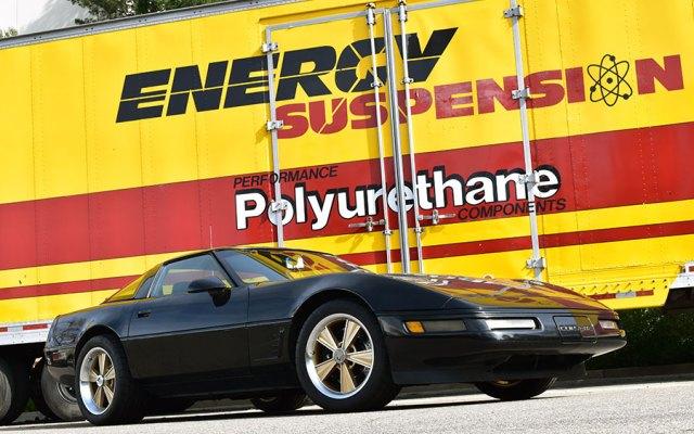 Energy suspension