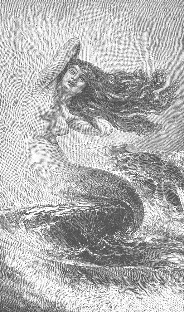Sea Fables Explained  The Mermaid Version II