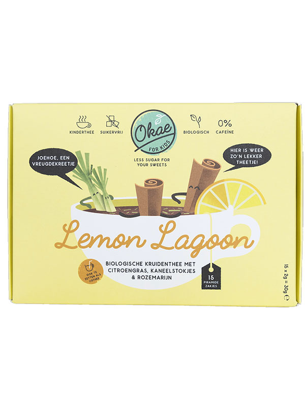 Kinderthee Lemon Lagoon