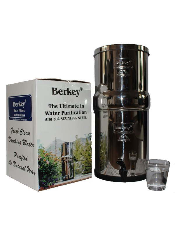 Travel Berkey