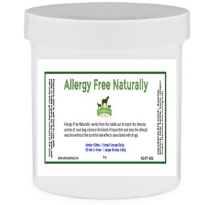 dog allergy supplement