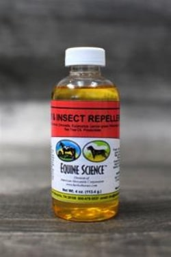 natural fly spray for horses