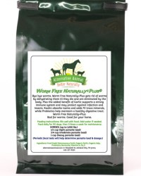 natural dewormer for horses