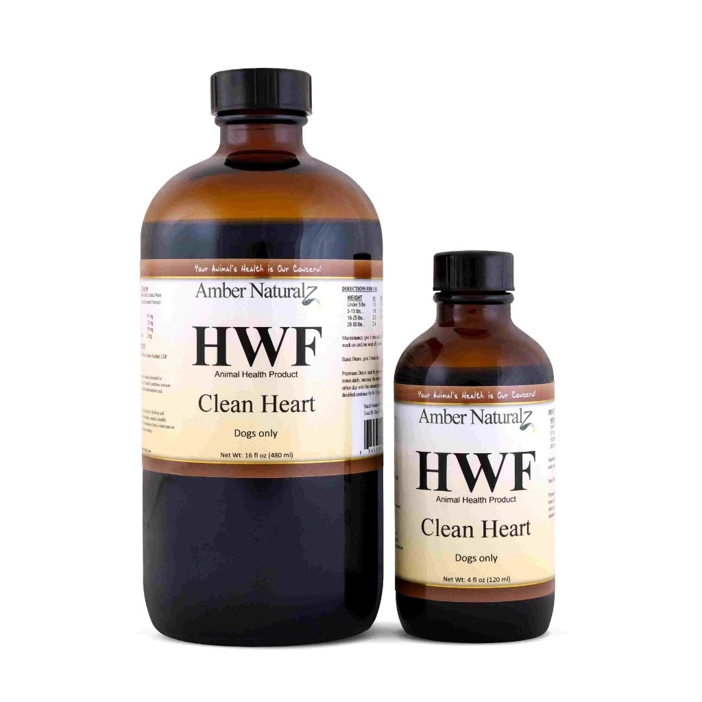 HWF HeartWorm Free-Natural Heartworm Treatment