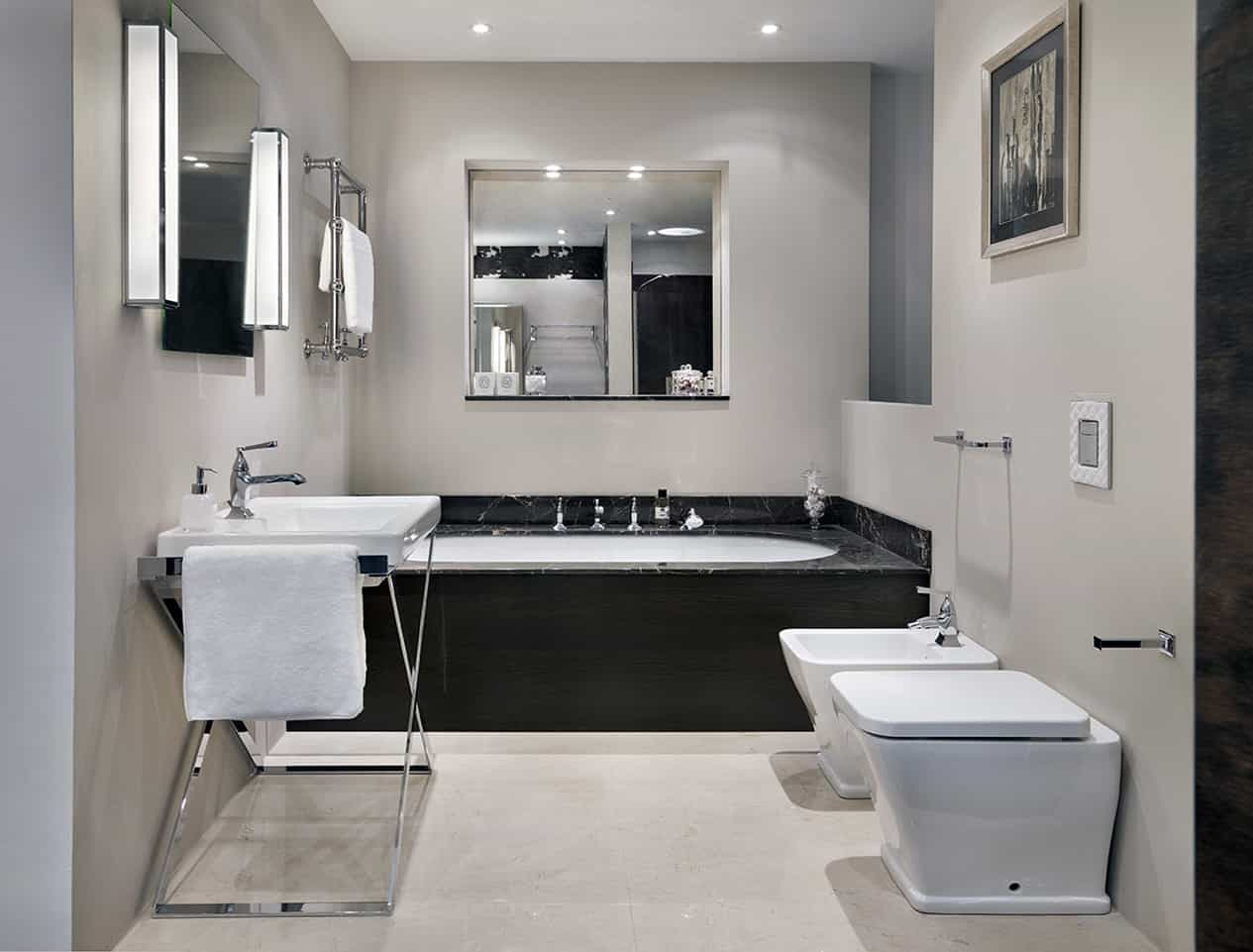 Showrooms  Discover more with Alternative Bathrooms London