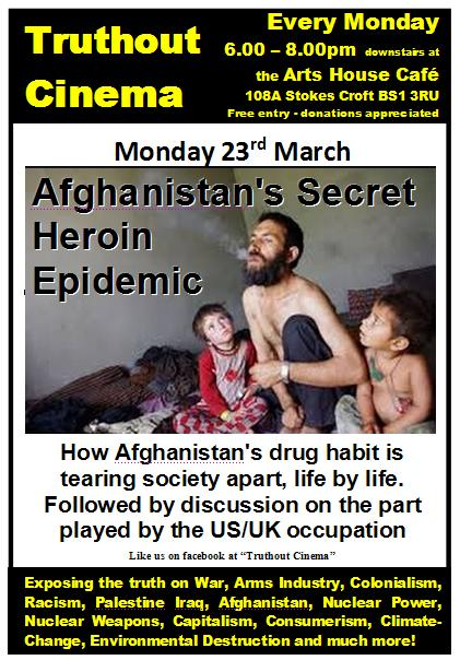 Truthout Cinema: Afghanistan's Secret Heroin Epidemic