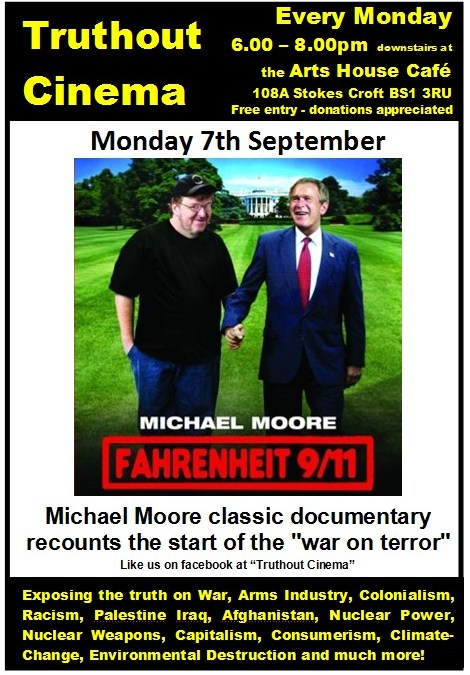 Truthout Cinema – Fahrenheit 9/11