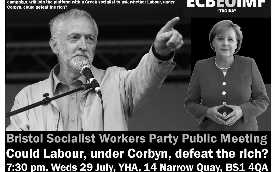 Can Corbyn Deliver Socialism for The Labour Party?