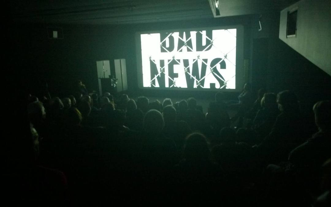 FILM NIGHT #3: THE FOURTH ESTATE with filmmaker Q&A