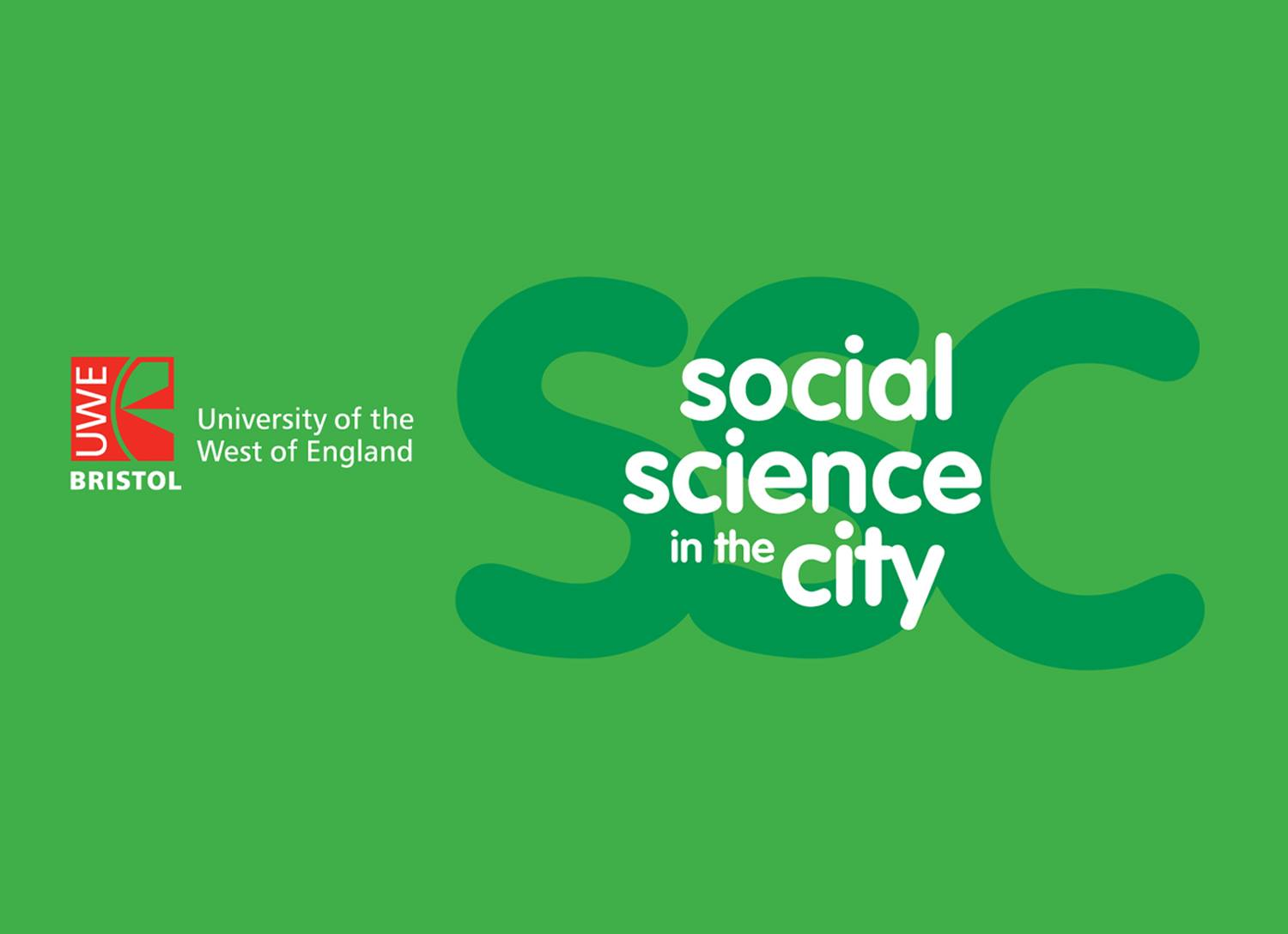 Europe After The Economic Crisis - Social Science in the City