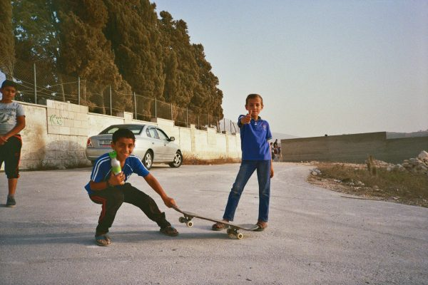 SkatePAL Fundraiser: Epicly Palestine'd Screening