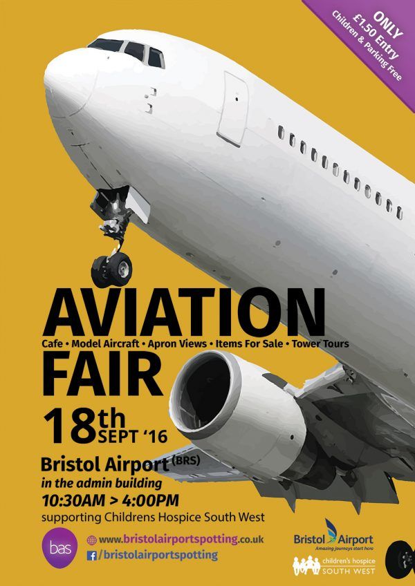 Bristol Airport Aviation Fair 2016