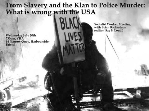 From Slavery and the Klan to Police murder: What is wrong with the USA?