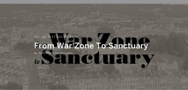 From War Zone to Sanctuary