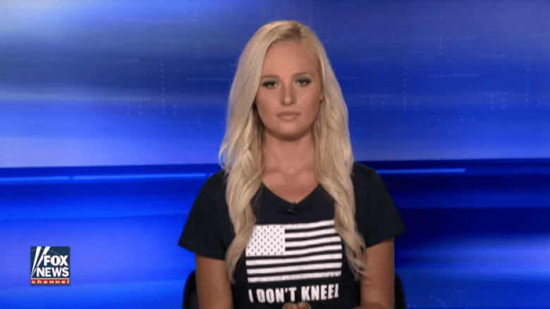 Tomi Lahren to Release List of Acceptable Ways for Black People to Protest Abuse