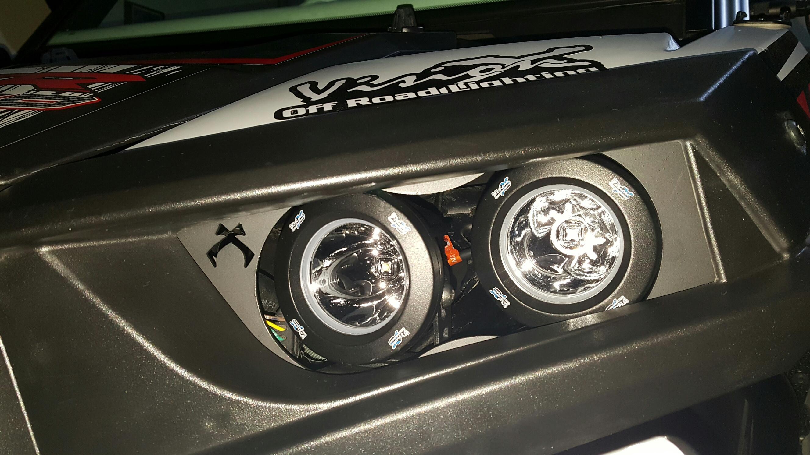 VisionX Polaris RZR XP1000900Turbo LED Replacement