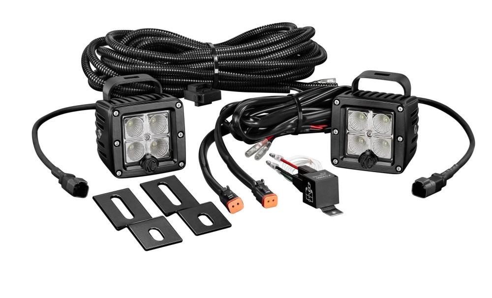 medium resolution of home lighting rear lights kc hilites 519 c series c2 led pair backup flood system clear