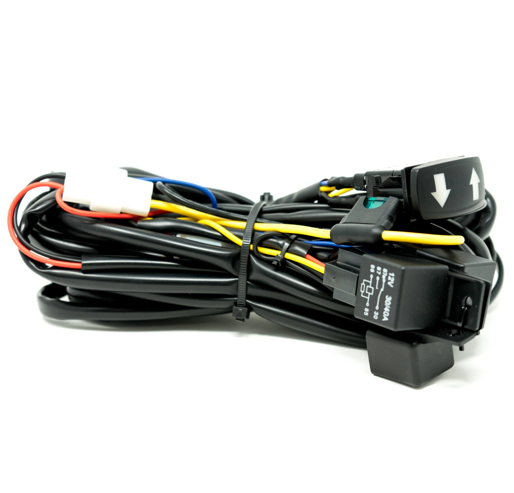 hight resolution of home vehicle specific lighting polaris baja designs rtl s turn signal wiring harness for utvs