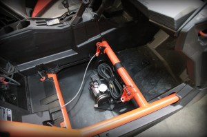Full Metal Fabworks CanAm Maverick X3 Adventure Air Compressor Kit