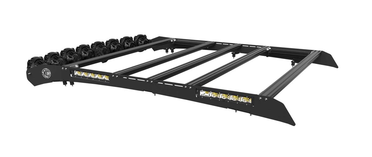 KC M-Rack 92242 Roof Rack for 2019 Ford Ranger Supercrew w
